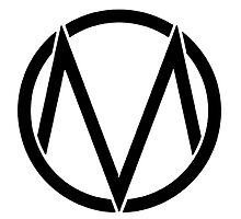 The maine - Band logo Photographic Print