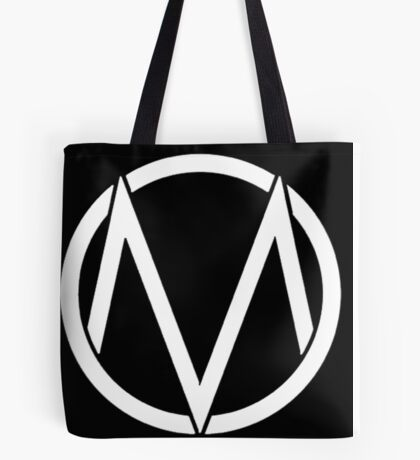 The Maine - Band  Logo White Tote Bag