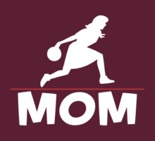 Bowling Mom T-Shirt by SportsT-Shirts