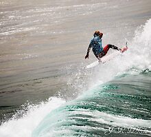 US Open Surfer2 by Wh1tephoto