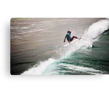 US Open Surfer2 Canvas Print