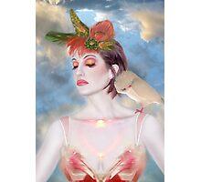 The Avian Dream - Self Portrait Photographic Print