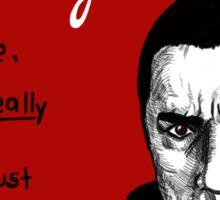 Athanasy - Dracula Sticker