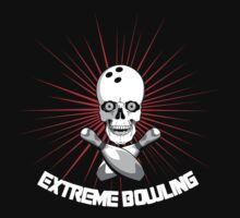 Extreme Bowling T-Shirt Kids Clothes