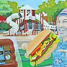 Mural - Chesterfield Park by AnnaAsche