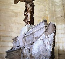 Winged Victory by artyamie