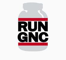 RUN GNC on White Men's Baseball ¾ T-Shirt