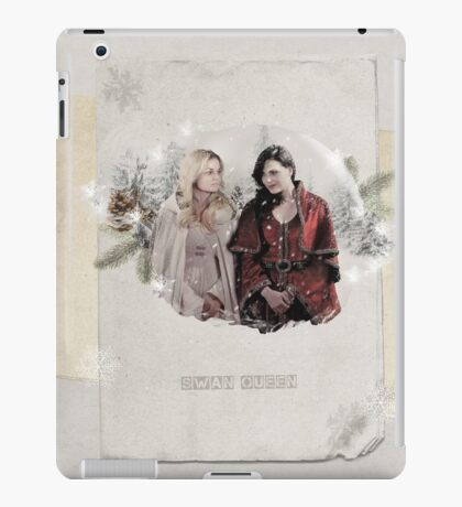 Christmas Special - Swan Queen iPad Case/Skin