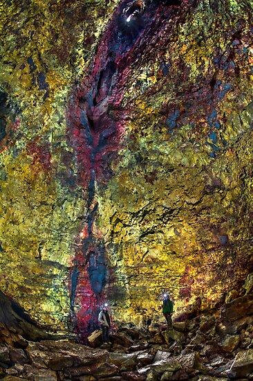 Inside The Volcano by Evelina Kremsdorf