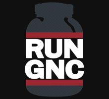 RUN GNC on Black by popnerd