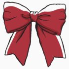 red bow by marinapb