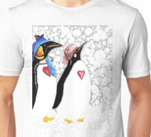 Cold Feet Warm Heart Unisex T-Shirt