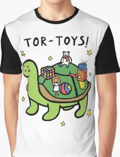 Tor-Toys Graphic T-Shirt