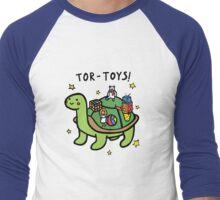Tor-Toys Men's Baseball ¾ T-Shirt