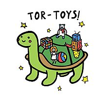 Tor-Toys Photographic Print