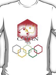 Catan Olympics T-Shirt