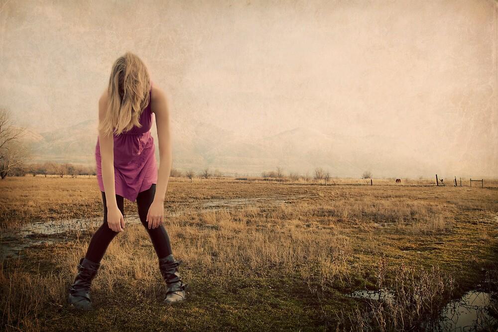 Broken... by Carol Knudsen