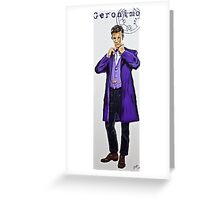 The Eleventh Greeting Card