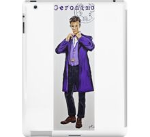 The Eleventh iPad Case/Skin