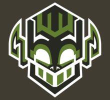 Hex Demon - Goblin Green by Alan Tupper
