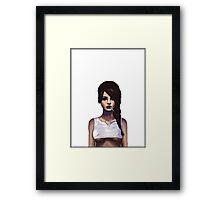Anastasia Framed Print