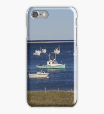 Chatham Harbor iPhone Case/Skin