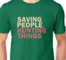 Saving People, Hunting Things T-Shirt