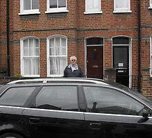 14 Cranbury Road by Richard  Tuvey