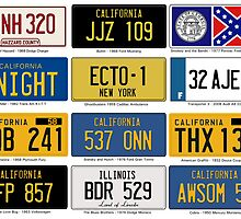Famous Number Plates by ea-photos
