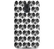 Serpentine Hearts - Mk II Samsung Galaxy Case/Skin