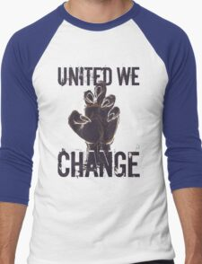 Werewolves: United We Change Men's Baseball ¾ T-Shirt