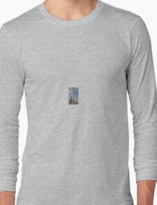 Australian Flag Owl Long Sleeve T-Shirt