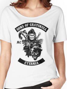 SONS OF GRAYSKULL!! Women's Relaxed Fit T-Shirt
