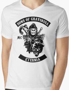 SONS OF GRAYSKULL!! Mens V-Neck T-Shirt