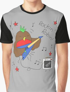 Rockin' Robin Graphic T-Shirt