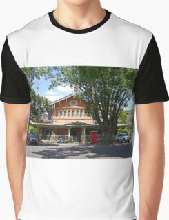 Court House, Grafton,  NSW, Australia Graphic T-Shirt