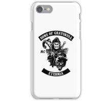 SONS OF GRAYSKULL!! iPhone Case/Skin