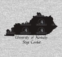 Rat Pack University of Kentucky Stage Combat by A-RayDesigns