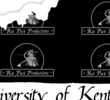 Rat Pack University of Kentucky Stage Combat Sticker