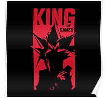 King of Games Poster
