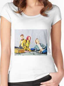 The Last Picnic Women's Fitted Scoop T-Shirt