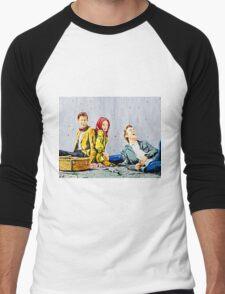 The Last Picnic Men's Baseball ¾ T-Shirt
