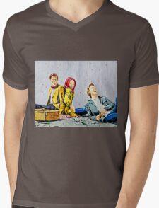 The Last Picnic Mens V-Neck T-Shirt