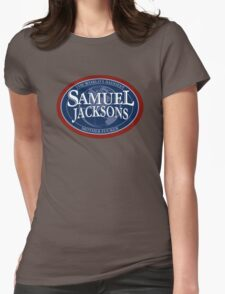 SamueL Jacksons Womens Fitted T-Shirt
