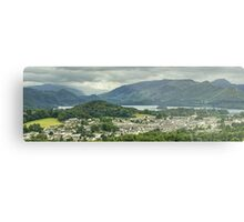 Keswick, The Lake District Metal Print