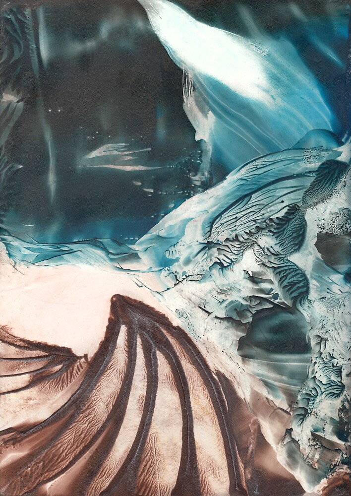 Elemental collision by Ida Jokela