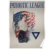 Patriotic League 0001 Poster