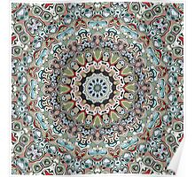 Colorful Ornate Abstract Poster
