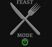 Feast Mode - Dark Background Unisex T-Shirt