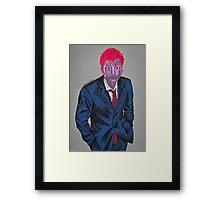 Ten Framed Print